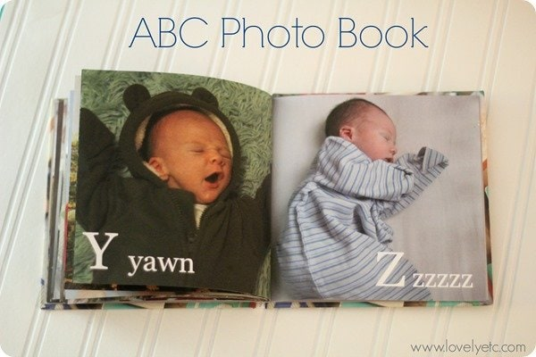abc photo book