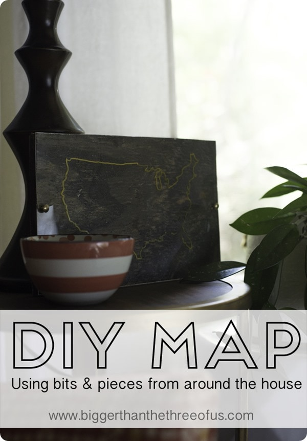 DIY-Wood-and-Gold-United-States-Map-by-Bigger-Than-The-Three-Of-Us