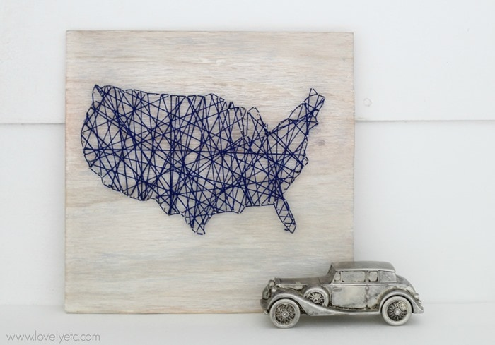 usa string art 3