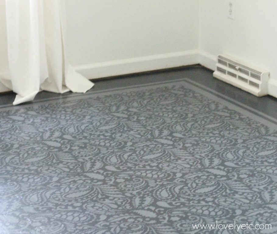 Do Clean Painted Wood Floors