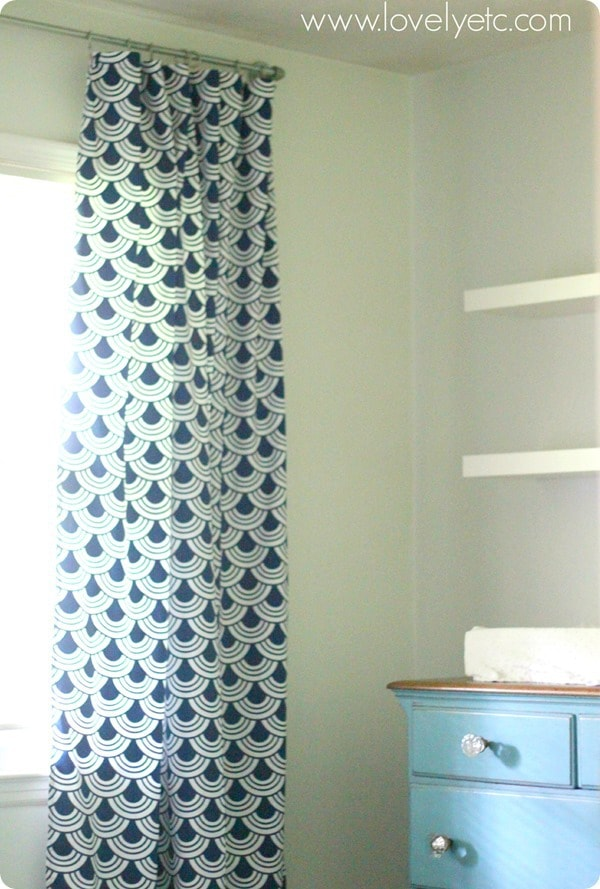 Easiest DIY Curtains The Designer Look For Less