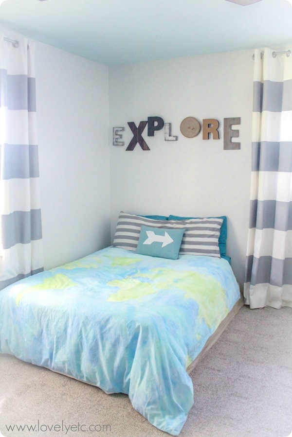 explorer room
