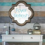 Foyer Refresh