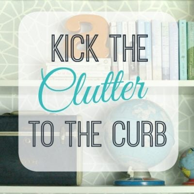 Getting Clutter Gone