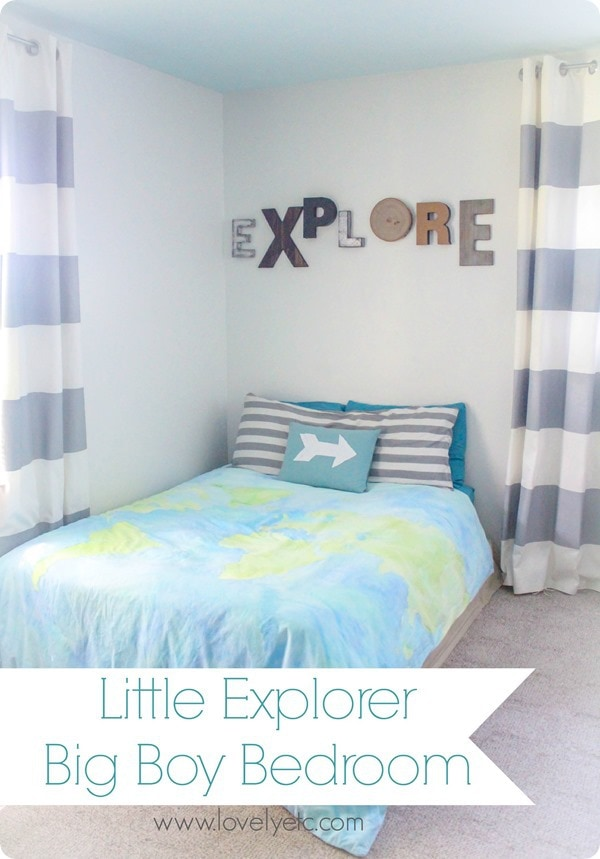 little explorer big boy bedroom