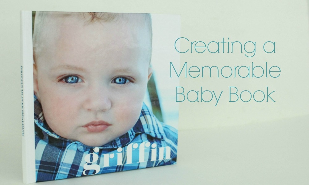 How to Create the Perfect Baby Book