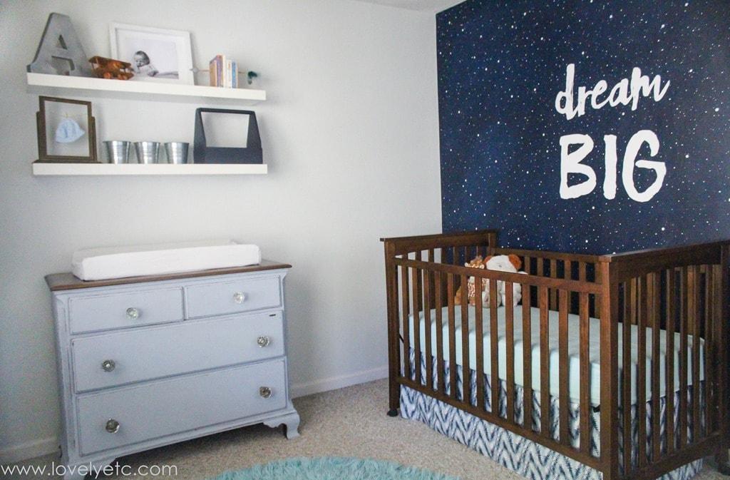 Dream Mural Nursery