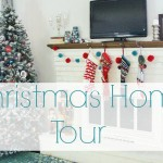Christmas Home Tour and $500 Giveaway