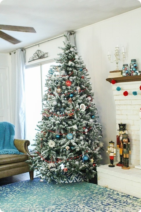 beautiful meaningful Christmas tree