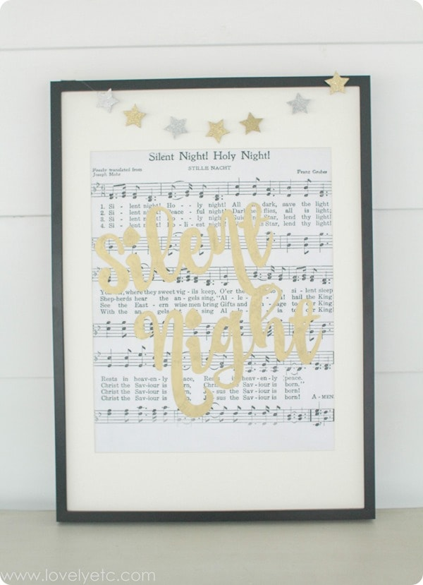 image about Guess the Christmas Song Printable named Xmas Carol Artwork with No cost Printables - Attractive And so forth.