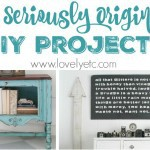 10 Seriously Original DIY Projects