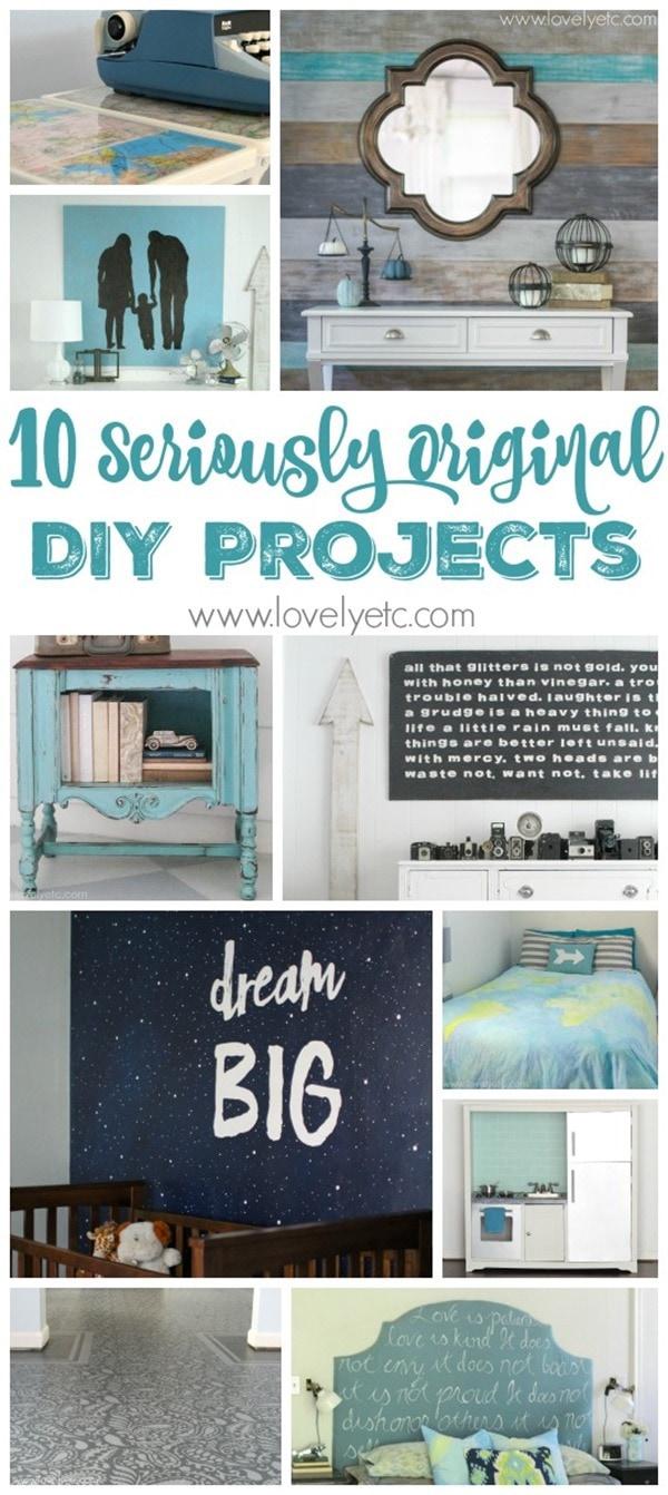 original diy projects