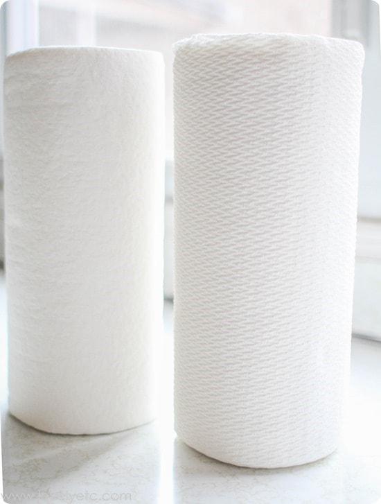 smooth Viva Towels and Textured Viva Vantage