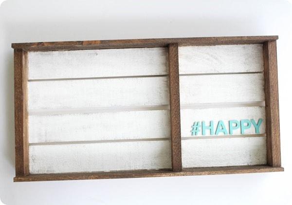 happy photo display