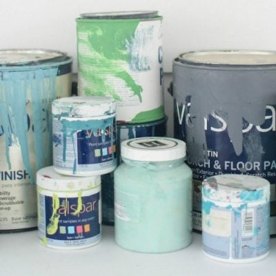 8 Painting tips: paint with less mess and less stress
