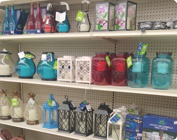 big lots lanterns