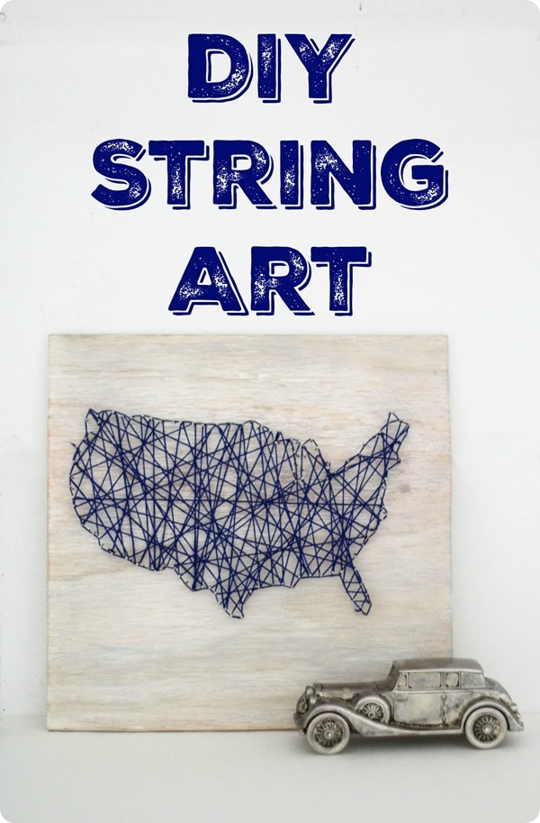 diy string art map