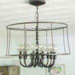 DIY Industrial Light: An Upcycled Lighting Project