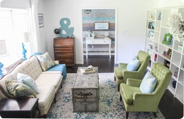 living room update rug studio