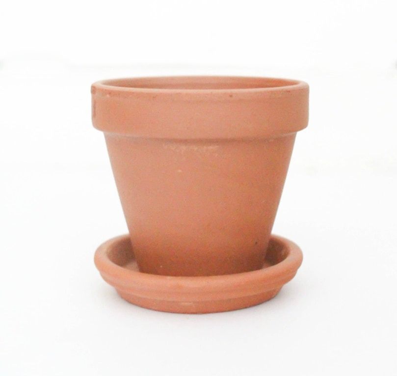 Painted Flower Pots A DIY Gift Idea Lovely Etc