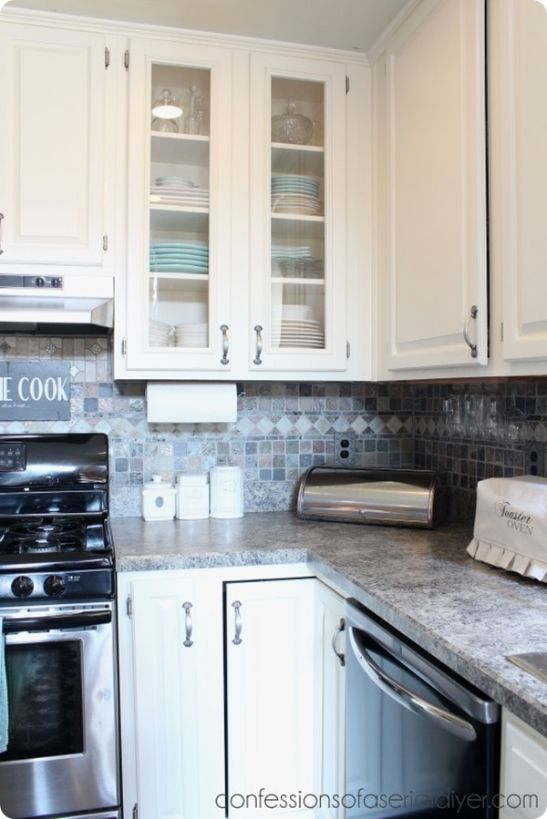 15 Amazing Ways to Redo Kitchen Cabinets - Lovely Etc.