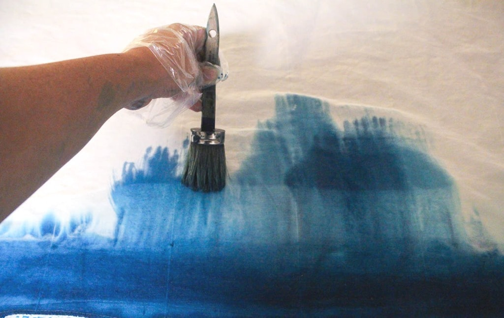 Brushed Ombre Curtains
