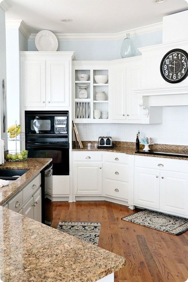 pros and cons of painting cabinets white
