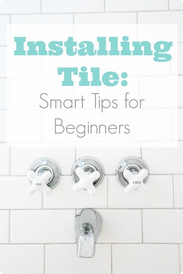 tile smart tips for beginners