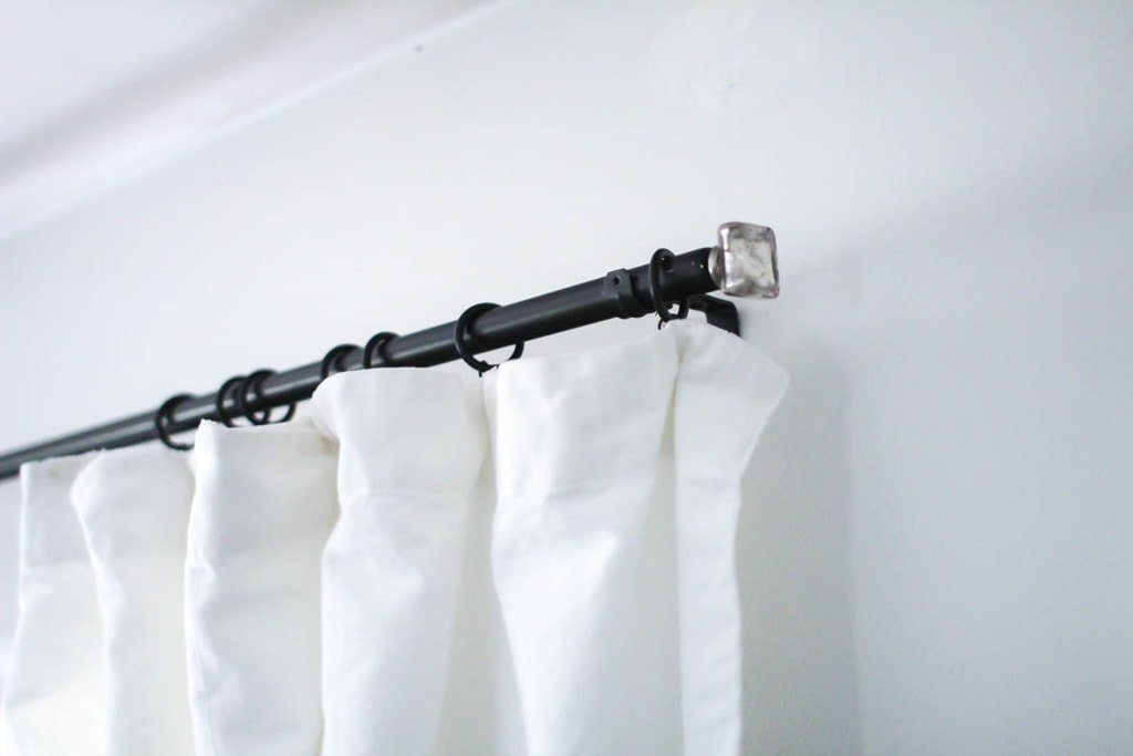 Cheap Curtain Rods With Finials