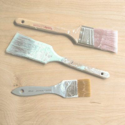 The best paintbrushes for a perfectly smooth paint finish