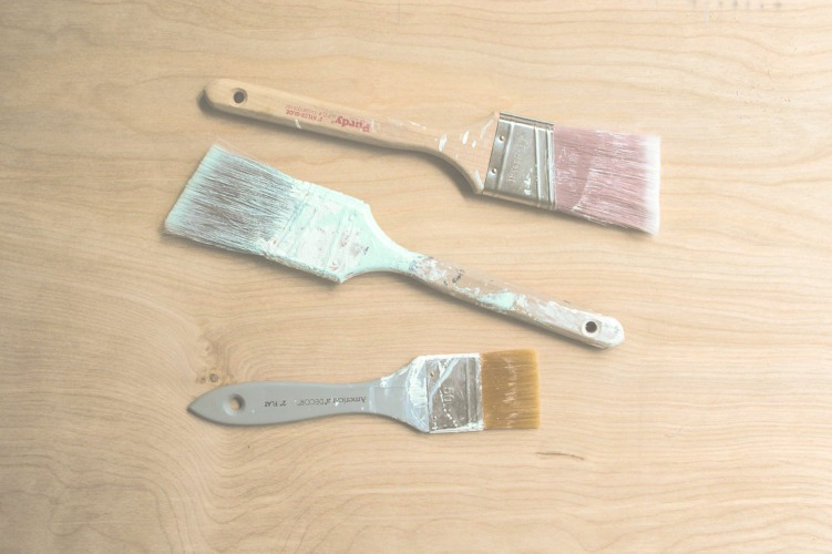 The Best Paintbrushes For A Perfectly Smooth Paint Finish Lovely
