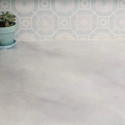 Painted Countertops: Painting Your Countertops to Look Like Marble
