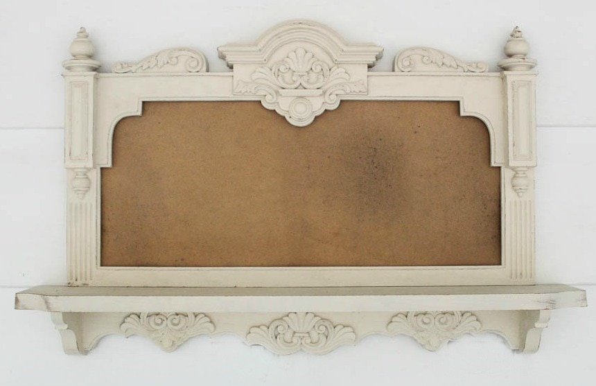 How To Transform A Plastic Picture Frame Lovely Etc