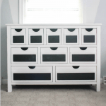 Painting furniture white: secrets to the perfect finish