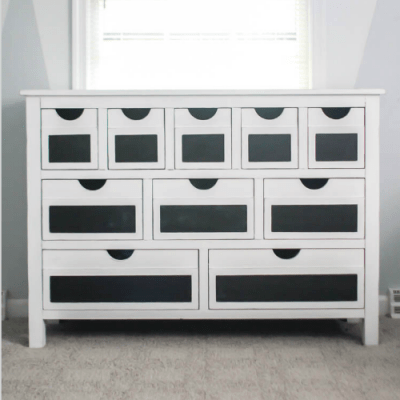 Painting furniture white: tips and tricks