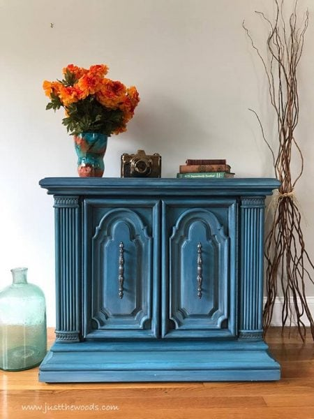 how to paint furniture in layers