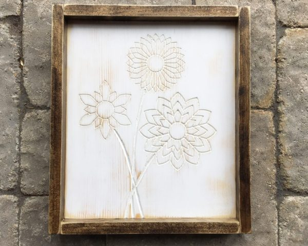 wall art with a router