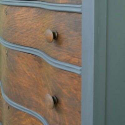Tips and inspiration for refinishing even the worst furniture