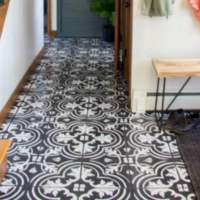 15 Gorgeous Painted Floors: Ideas for Every Type of Flooring