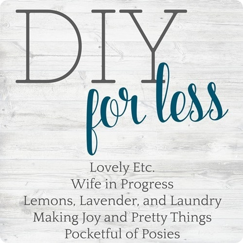 diy for less bloggers