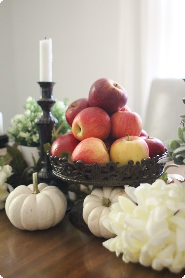 fall table decor, Thanksgiving table decor, Thanksgiving centerpiece