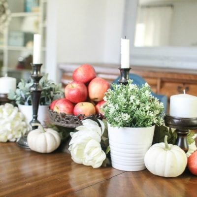 Thrifty Fall Home Tour