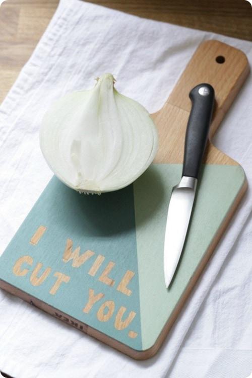 cassie bustamante cutting board
