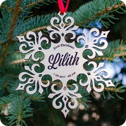 chelka craft baby's first christmas ornament 2