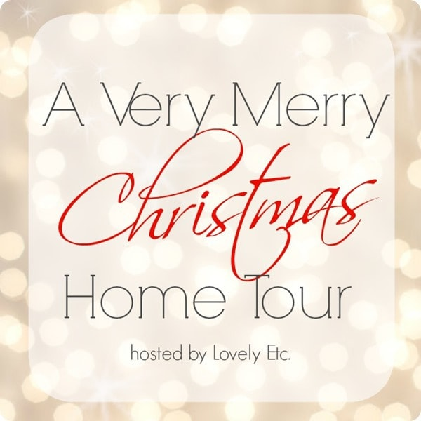 christmas home tour square
