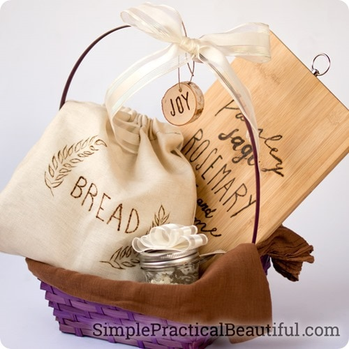 simple pracitcal diy bread set
