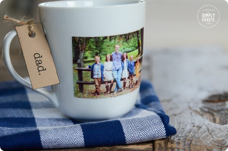 simply kierste photo mug