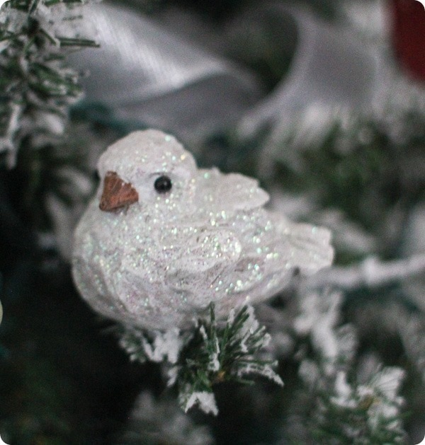 clip on bird ornament