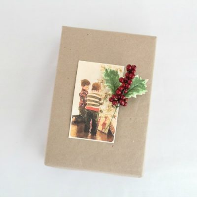 3 Beautiful Ways to Wrap Gifts Using Your Favorite Photos