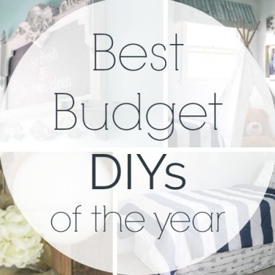 The Best DIY Projects of the Year